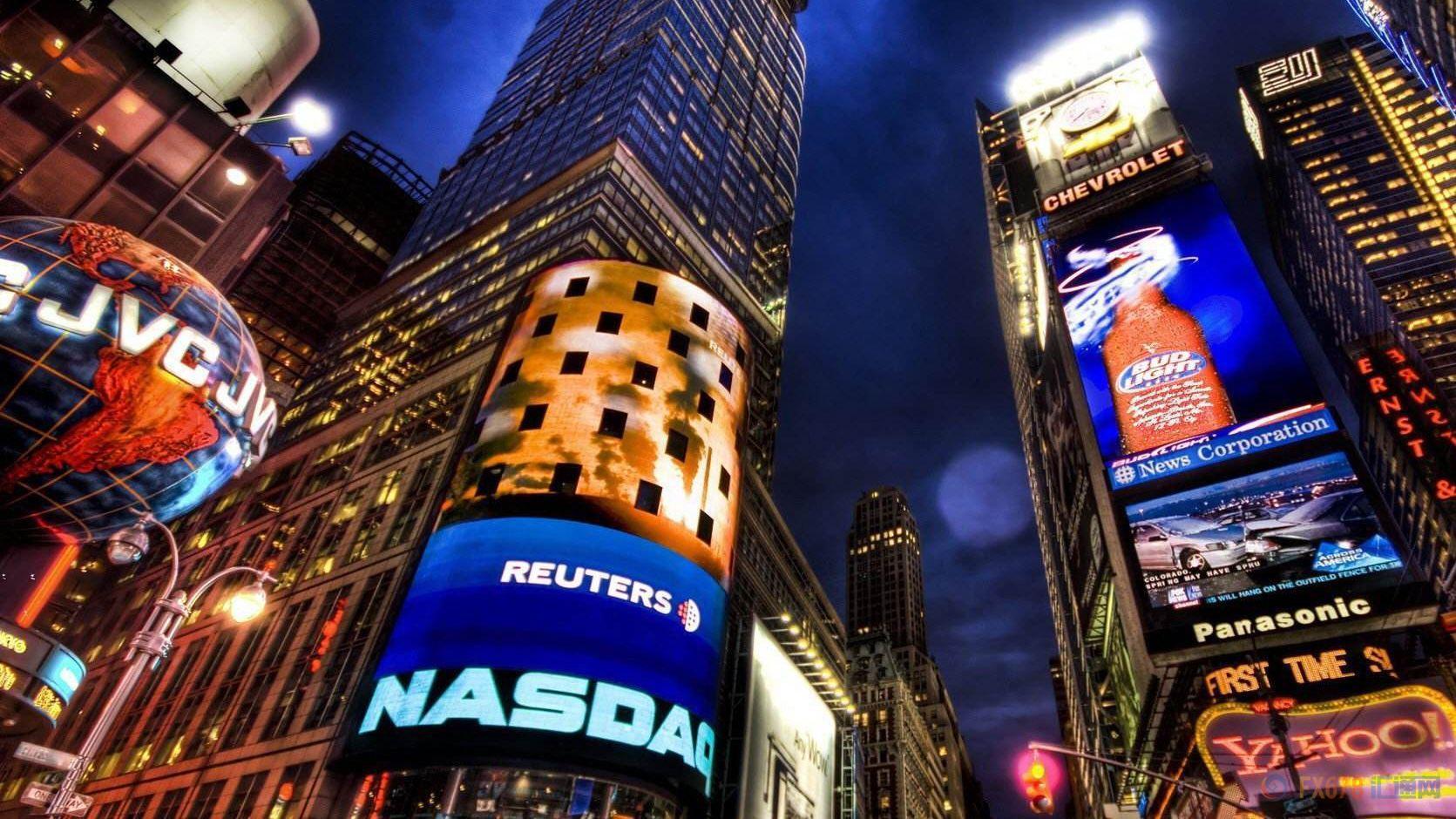 美股收评:华尔街三大股指收跌,小盘股依然强势