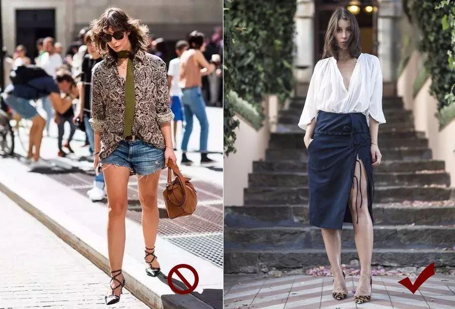 """长筒裙款式_""""小粗腿""""夏天怎么穿才显腿细?你的选择不只长裙【图】_服饰 ..."""