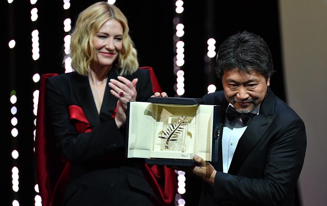 71届戛纳电影节:亚洲电影集体爆发 是枝裕和冷遇多