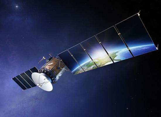 天通一号地球同步轨道移动通信卫星.
