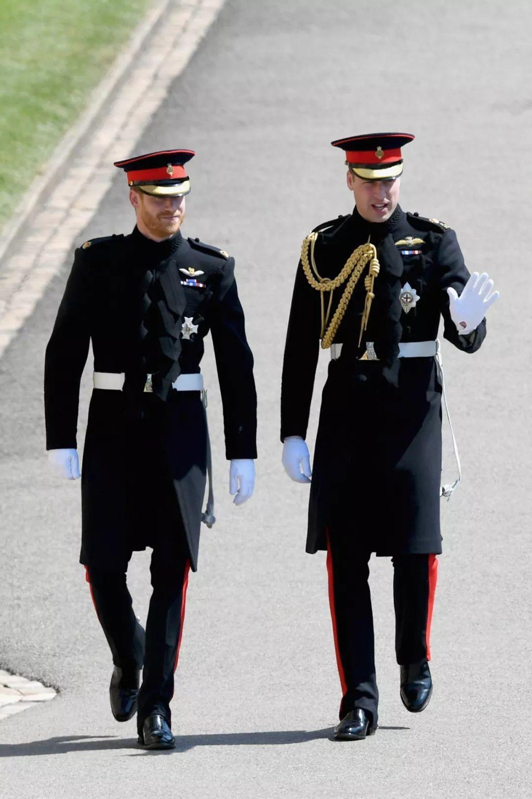 """英国""""世纪婚礼"""":一半是时尚,一半是童话 !"""
