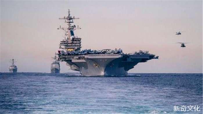 重大消息! 中国军舰罕见奔赴地中海, 俄军迎来大帮手, 美措手不及!