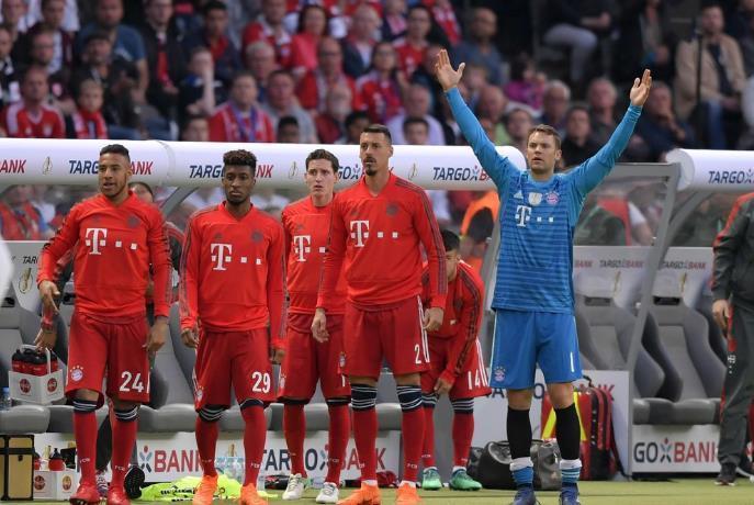 拜仁评分:胡梅尔斯最高分 乌尔赖希科曼不及格