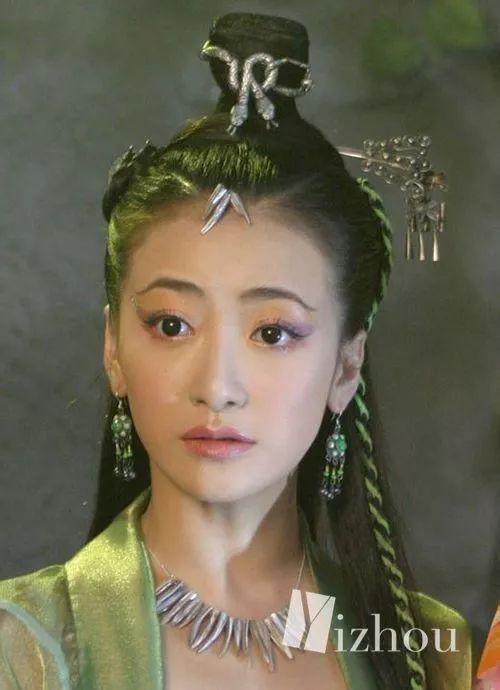 粤水电第一美女_4000年第一美女演新白娘子?赵雅芝王祖贤不服