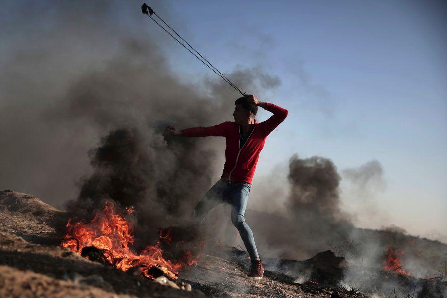 巴以_联合国:巴以冲突已致1.2万人伤亡 美反对人权调查