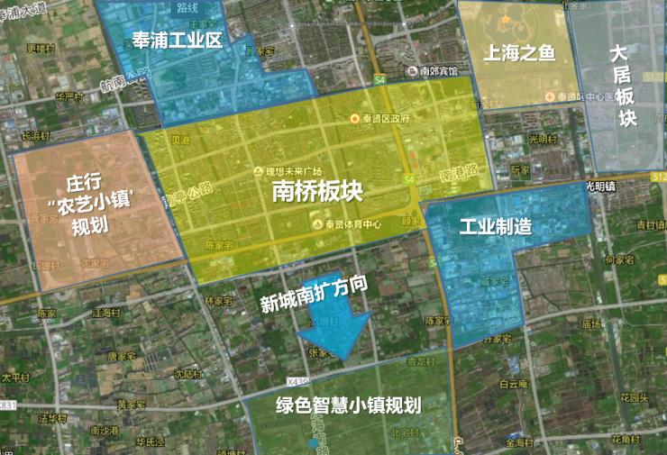 奉贤人口多少_奉贤新城最新规划图