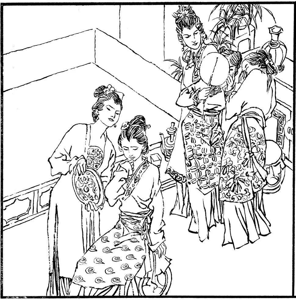 扬之水 认出《金瓶梅》中那些器物   学者