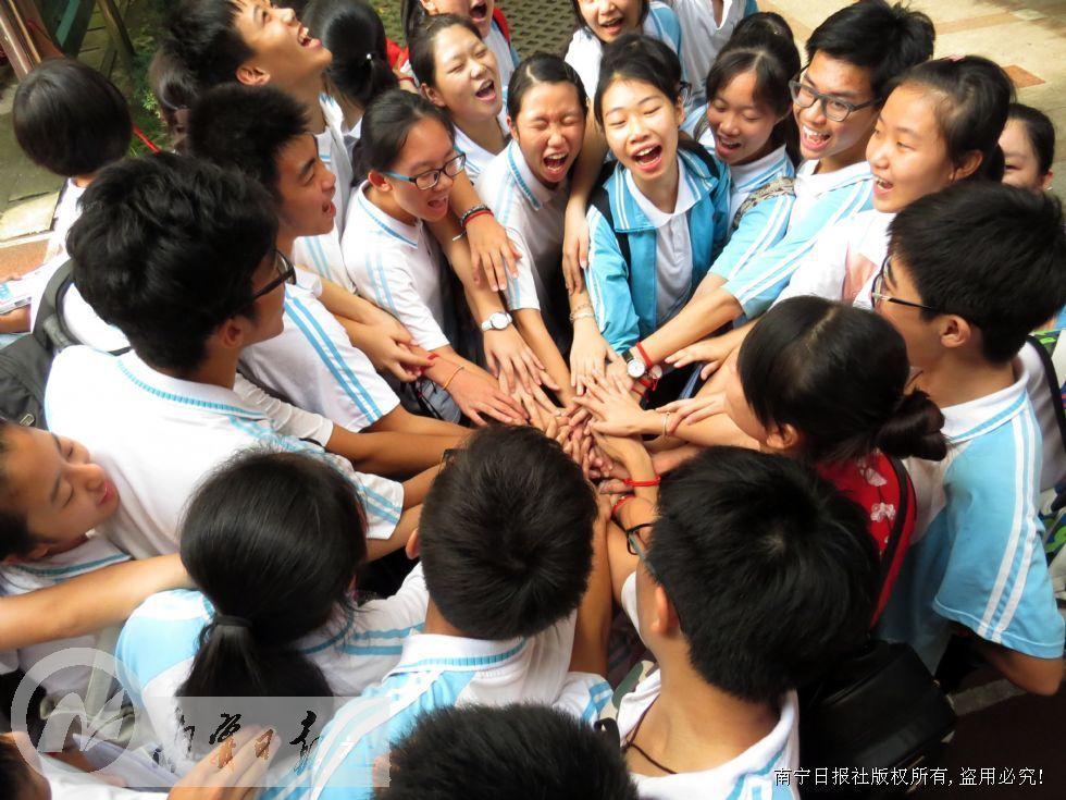 语文 今年南宁市区将招收3.9万重磅试卷二中三中计划-20152016高中年初中新生图片