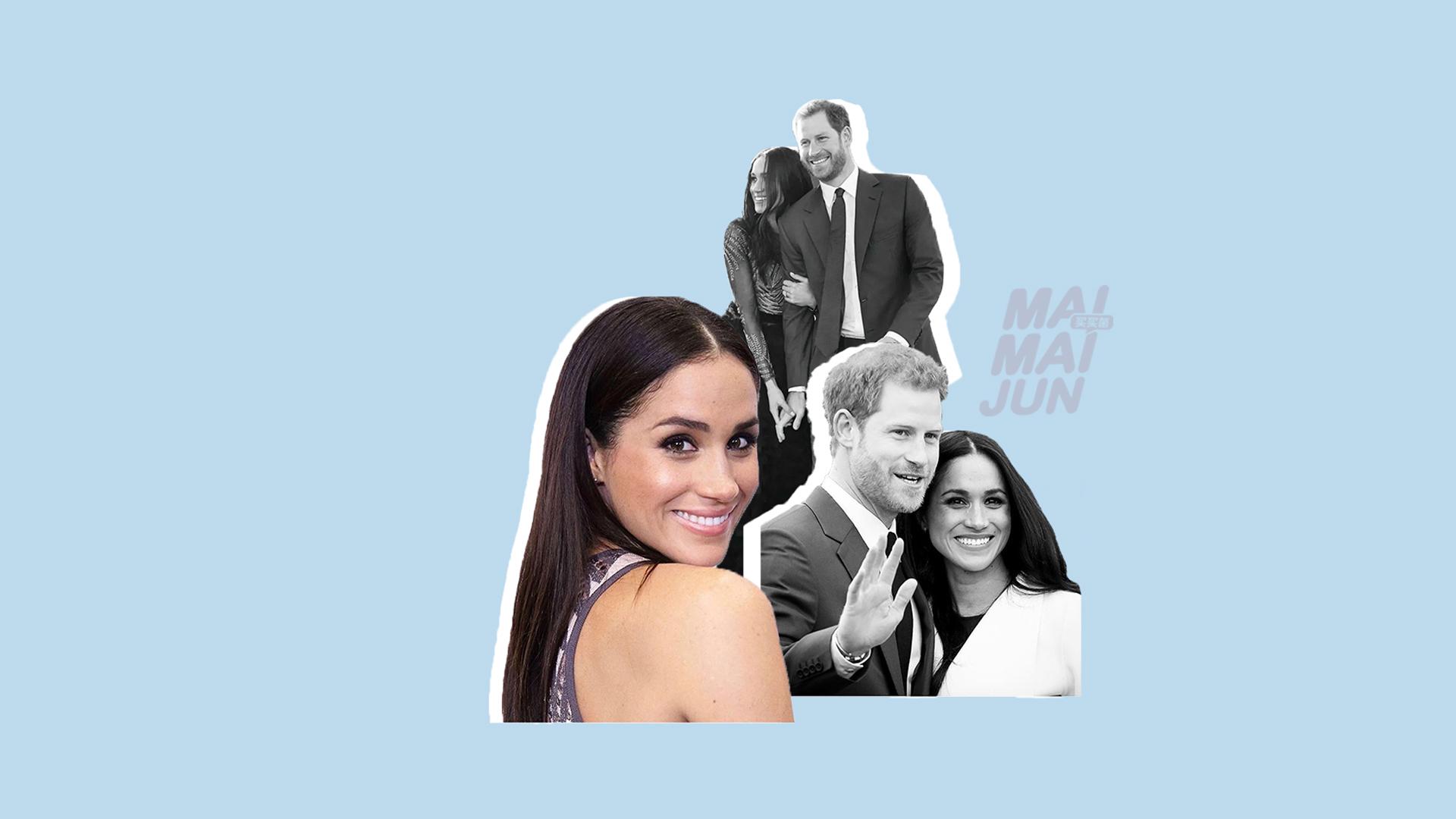 英国哈里王子大婚,这位37岁非洲血统二婚的准王妃凭什么入驻皇家?