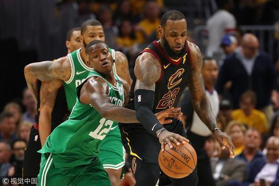 NBA东部决赛直播:骑士vs凯尔特人G4视频直播