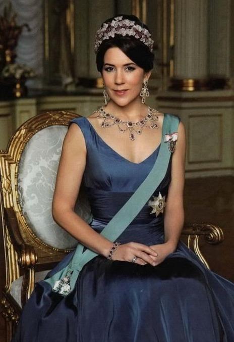 丹麦二王妃玛丽_丹麦王妃玛丽·唐纳森