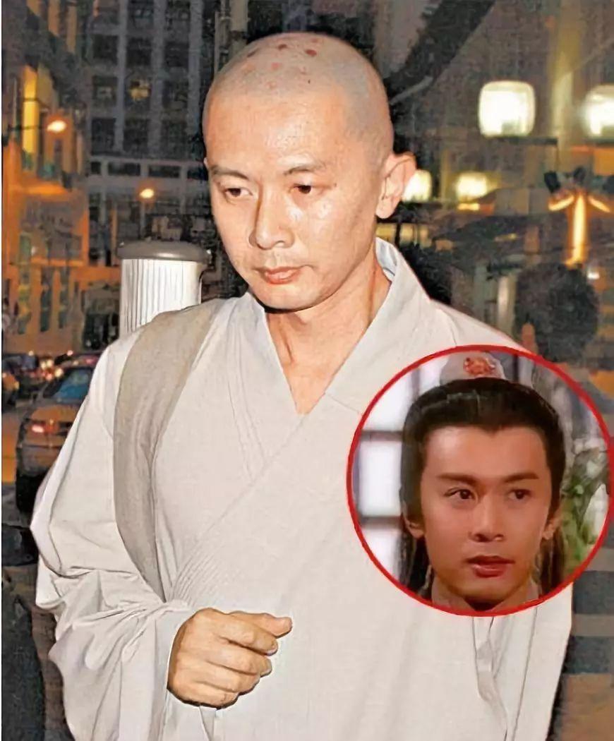 昔日TVB最富公子哥一夜赌输一个亿,撇下百亿家产一心向佛出家修行