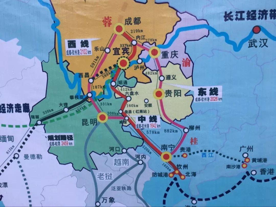 贵州广西交界地图