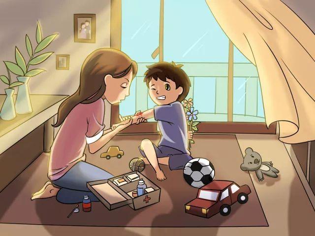 给男孩最好的是关怀教育,给女孩最好的是勇气教育