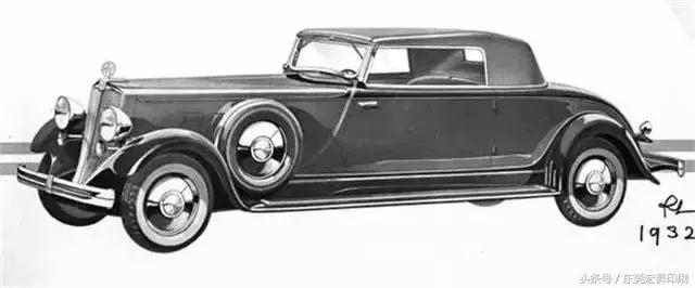 美国工业设计之父 国外工业设计师地位-西祠汽车图片