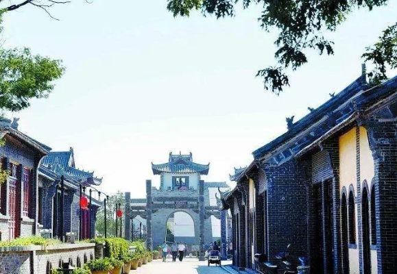 旅游 正文  周边景点:汉光武帝陵,龙马负图寺,西霞院风景区 路线二