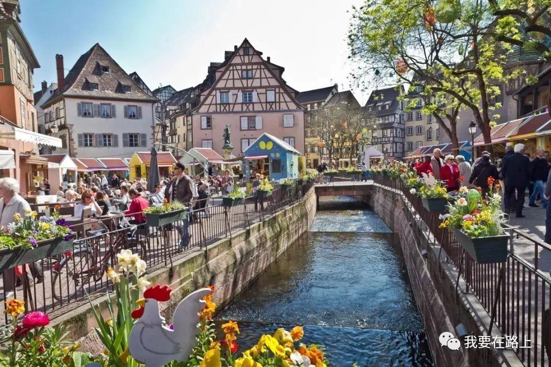 中世纪琉璃科尔马,童话故事里的影音写真!西条现实先锋情趣小镇图片