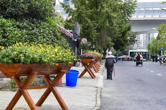 玉林街道生活美学特色街区图片