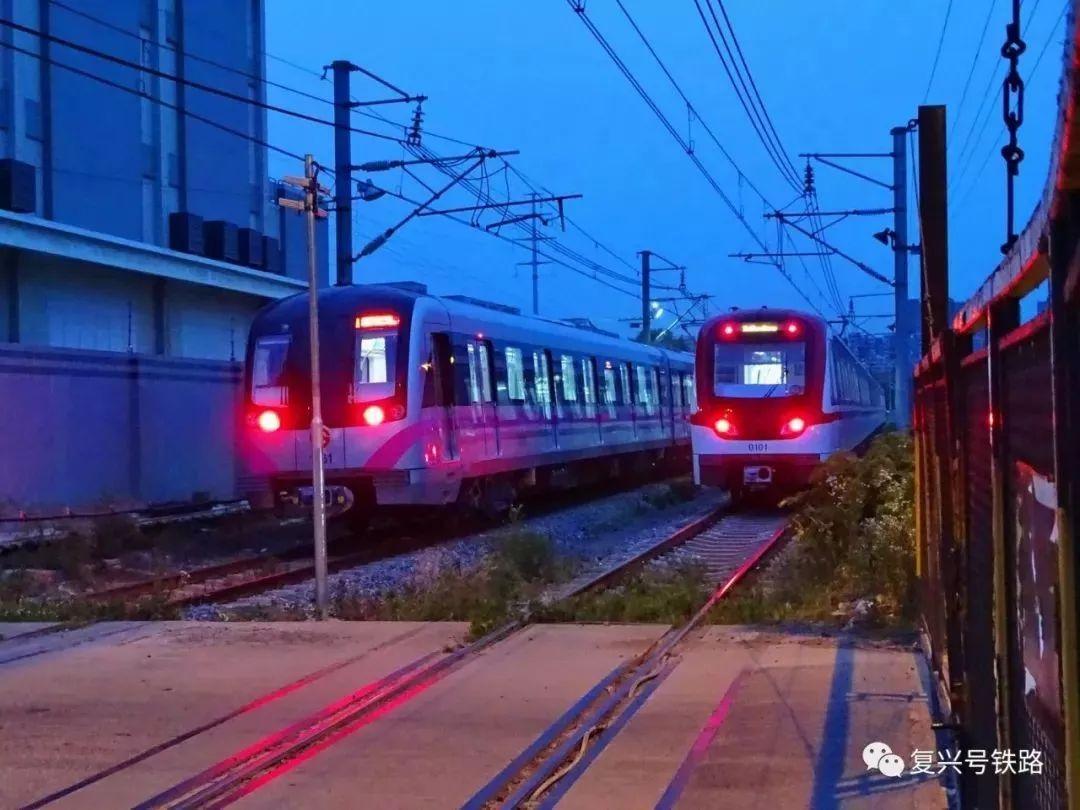 徐州2号线列车
