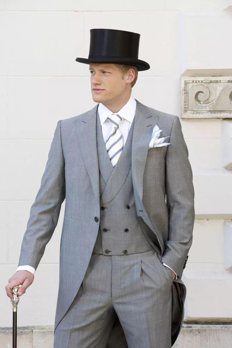 贝克汉姆参加婚礼_从英国皇室婚礼,你必须学的4个男士着装礼仪