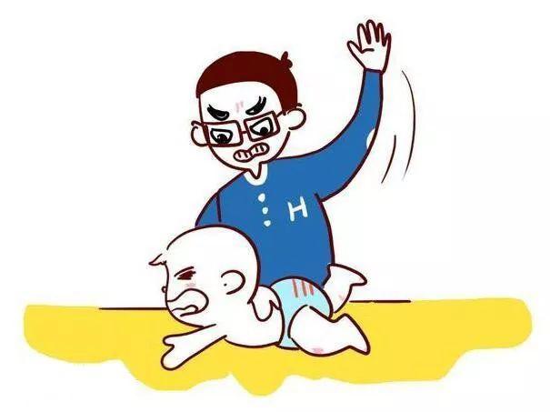 幼儿身体部位卡通图片