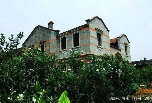 陆大洋住图片有14个豪宅每月大全五六百小曼别墅中国开销最好佣人看图片