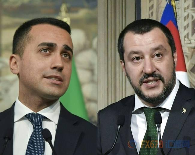意大利民粹政党推选总理候选人,欧元可能面临挑战
