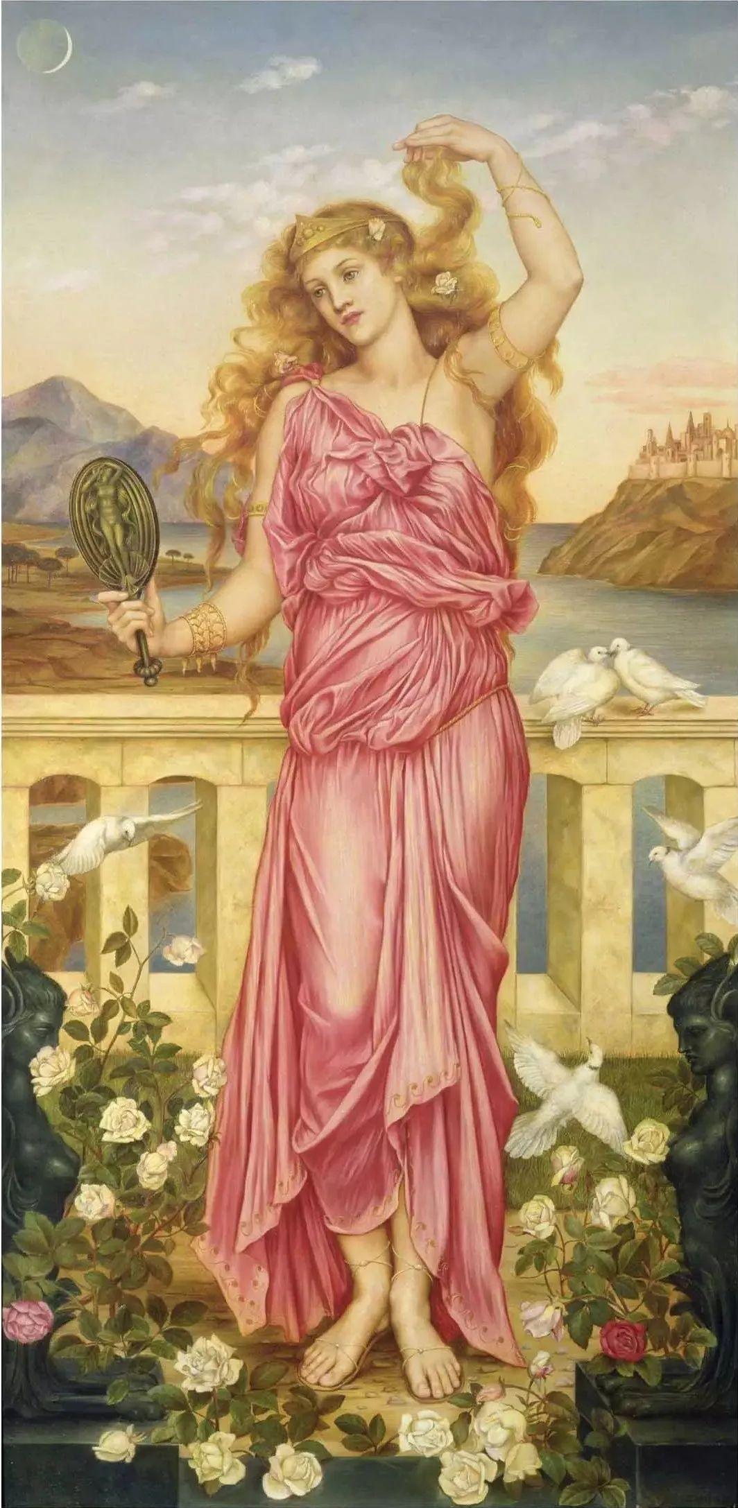 那些用希腊女神名字命名的单品 | 都太美了!