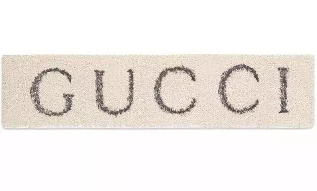 gucci logo發帶圖片