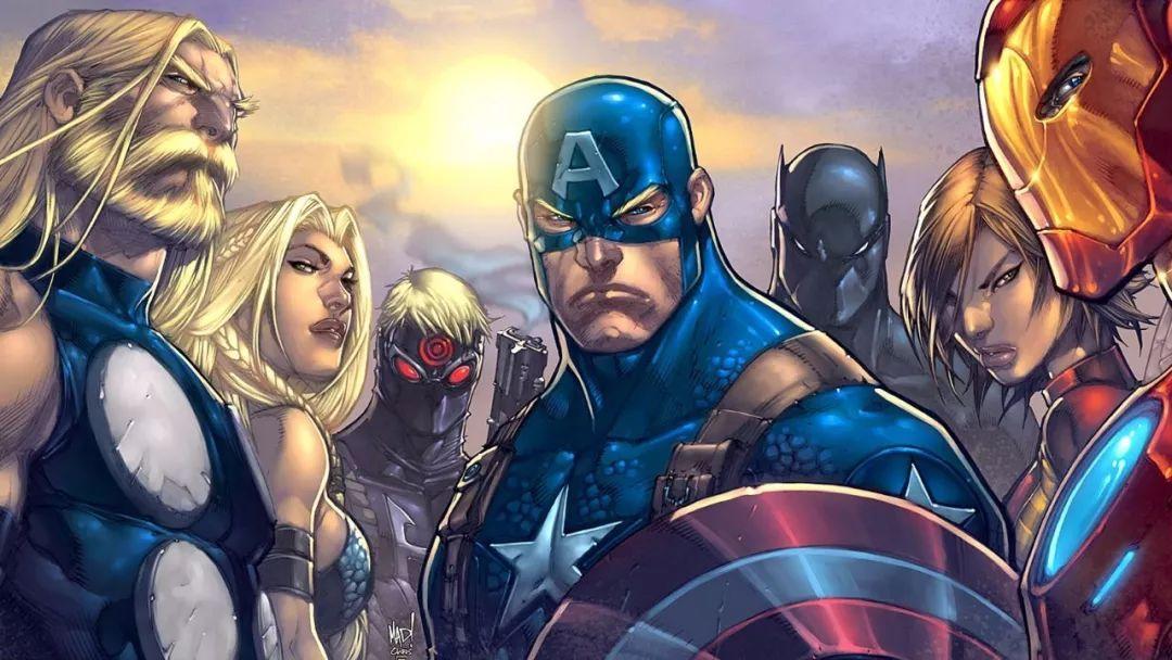 美国第一成人动漫_美国的超级英雄漫画,大多诞生于第一次世界大战之后,当时的美国已然