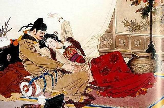 杨贵妃都37岁的徐娘了,色衰爱弛,玄宗为什么还那么宠她