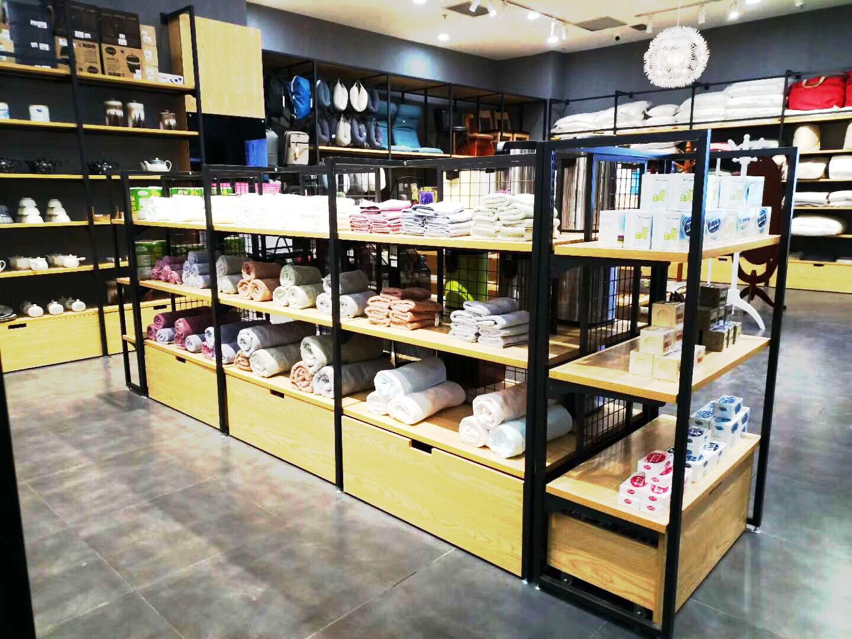 如何选择优质的便利店货架