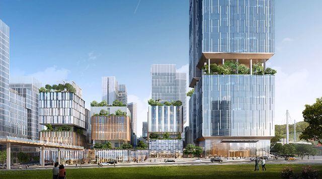 2009年 贵阳国际会展中心 2000年 安徽国际会展中心 在会展设计领域的探索与实践中,AUBE欧博设计综合统筹规划、建筑、景观、工程等多专业集成,擅长以设计总承包的服务模式整合资源。从城市设计入手,还会展于城,从而适应城市当下和未来发展的复杂性,并提供超越这种时间性的解决方案。 1 深圳国际会展中心 全球最大国际会展中心