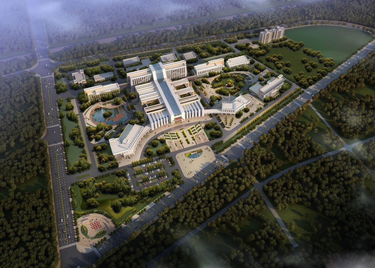 案例:BIM技术在山南人民医院项目的应用纪实
