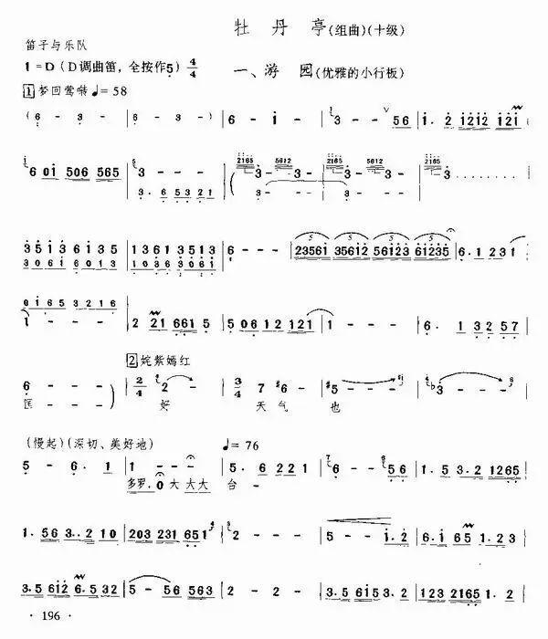 正文  几十年来,笛子演奏界风起云涌,「长江后浪推前浪」,然而,俞逊发