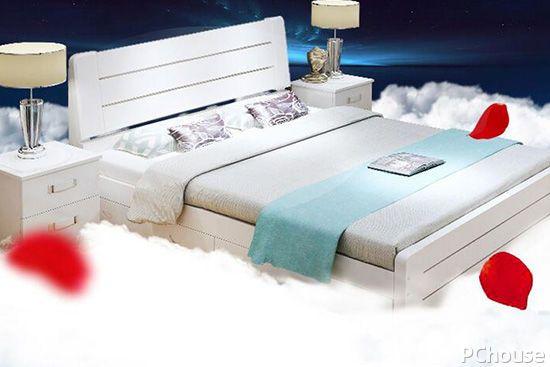 全友家私特价沙发布艺床和实木床优缺点对比 布艺床和实木床具体