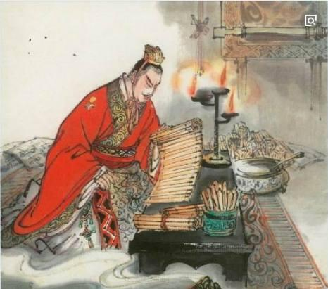 这位开国皇帝,黄河边上修皇陵,却也两千年没被盗墓