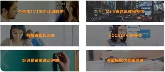 财华国际ACCA集训营学习计划