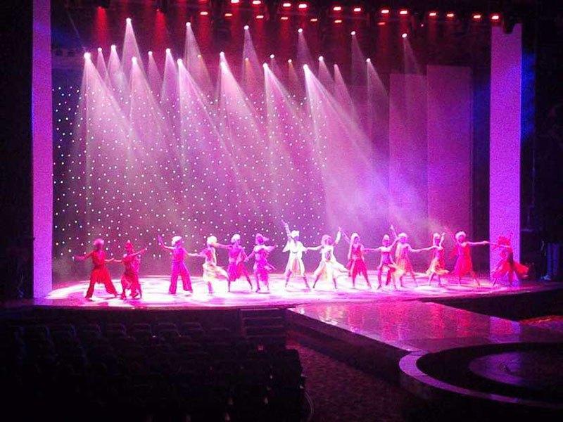 舞台灯光技术