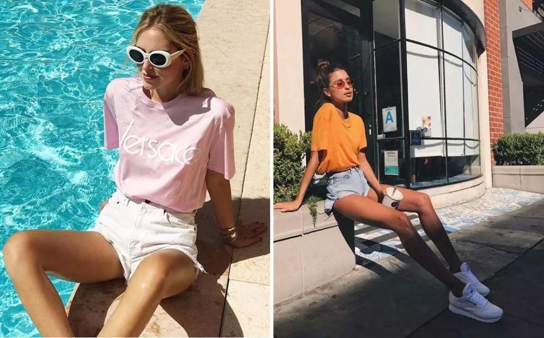 夏季衣服怎么搭?给你最常用,最时尚的搭配分