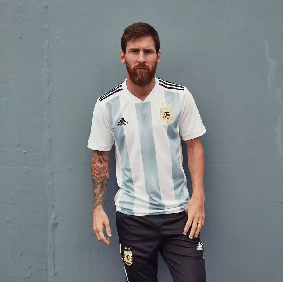 不懂球没关系,懂球衣――2018世界杯各国球衣盘点