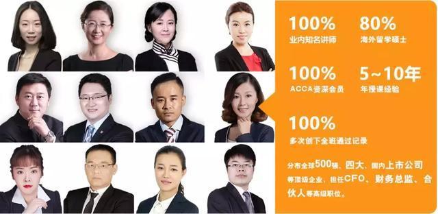财华国际ACCA集训营讲师