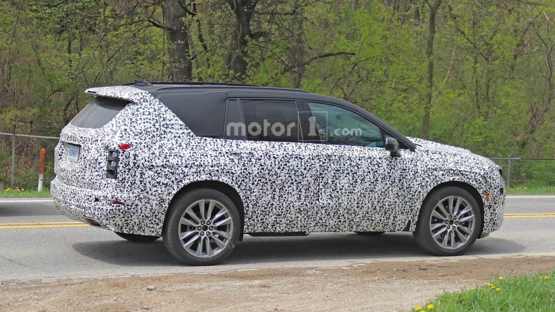 凯迪拉克新款中大型7座SUV将在今年洛杉矶车
