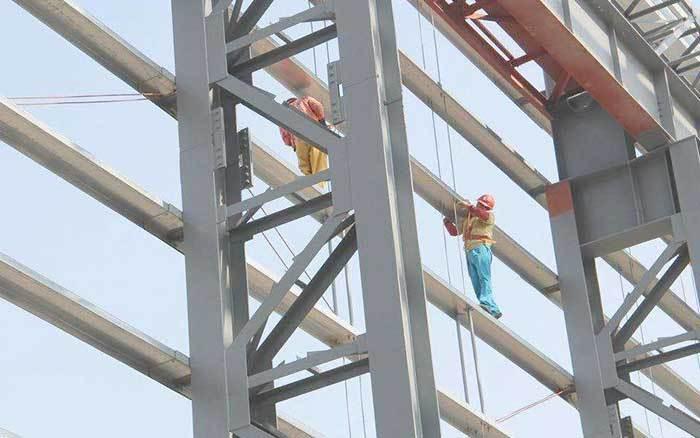 一篇搞定钢结构加固!
