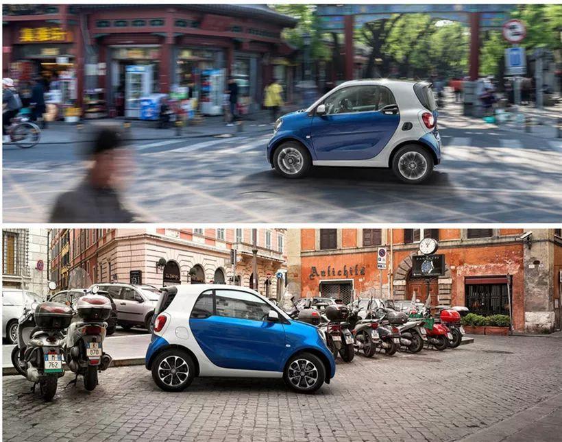 你以为只有奥迪A1和smart吗? 4款好停车的精致甜点推荐