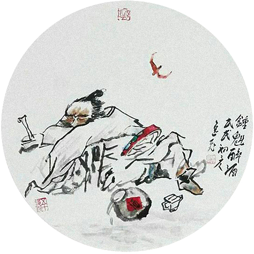 领航文化艺术新征程——走进著名书画家陈逸飞图片