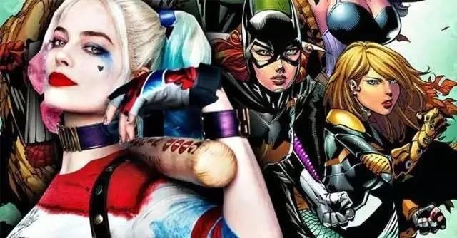 dc力抗漫威《惊奇队长》,小丑女领军推出r级女英雄电影!图片