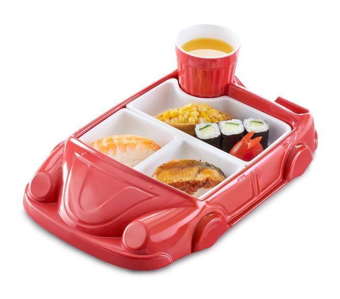 童趣齐fun享,六一快乐秘诀尽在元气寿司儿童套餐