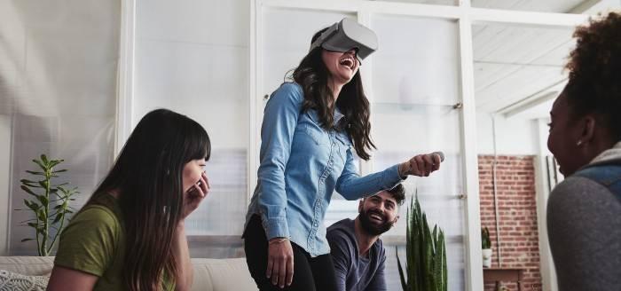 高通即将发布VR/AR 头盔专用芯片XR1