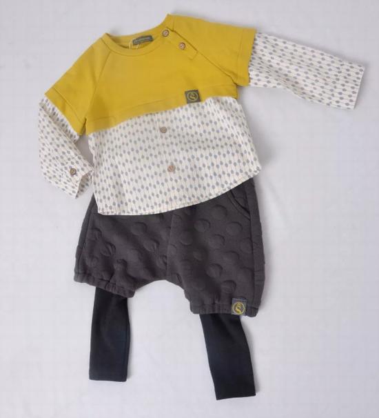 简易服装设计图儿童